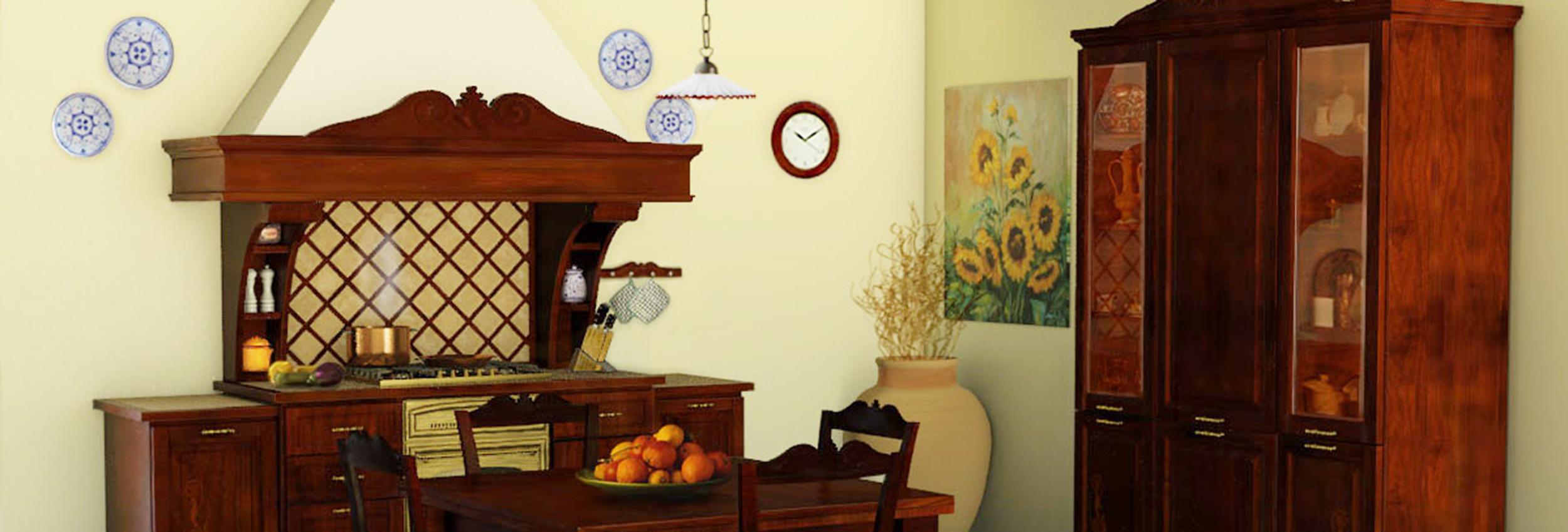 Cucine della Nonna - Cucine artigianali - Cucine italiane